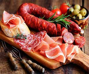 Processed meat intake associated with increased COPD risk