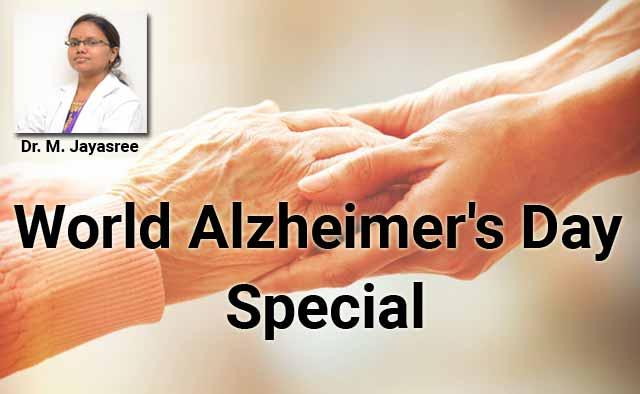 Understanding Alzheimer's Disease with Dr M. Jayasree
