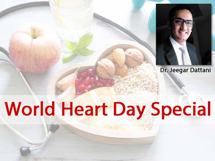 World Heart Month Special: Lifestyle Interventions and the Heart Matters!!