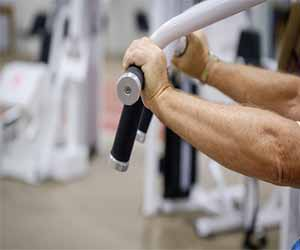 Resistance exercises protect bone loss in obese elderly on weight loss regime