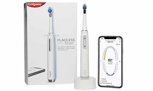 Breakthrough Technology- smart toothbrush designed to revolutionize oral health