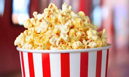 Stuck popcorn leads to endocarditis and open heart surgery